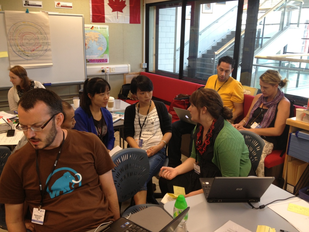 The Role of ICT in the PYP: Collaborate to Integrate (2/3)