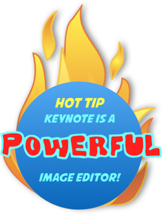 keynote image editor